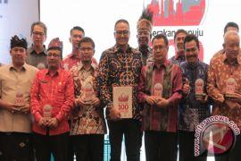 Kota Tangerang Raih Penghargaan
