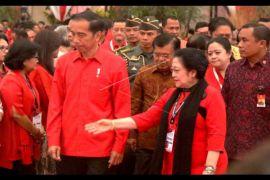 Megawati Ingatkan Semangat Gotong Royong