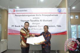 Bank Banten Rangkul Yayasan Al-Bantani Tingkatkan Pendidikan