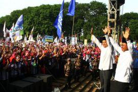 Arief-Sachrudin Jalani Tes Kesehatan