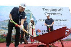 Yesterland Rampungkan Konstruksi Atap Cilegon Center Mall