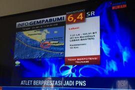 BPBD Lebak: 105 Rumah Rusak Akibat Gempa