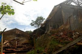 BPBD Lebak Catat 22 Kecamatan Terdampak Gempa