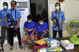 BNN Banten Tangkap Pembeli Bahan Ekstasi