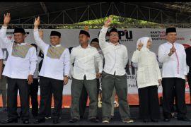 Pilkada 2018 - KPU Lebak Larang Kampanye Bernuansa SARA