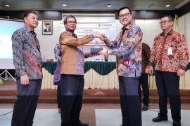 Bank Banten Hadirkan Laboratorium Bank Mini Di POLITEKNIK Negeri Sriwijaya