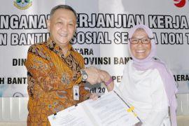 Bank Banten Ditunjuk Pemprov Salurkan Jamsosratu