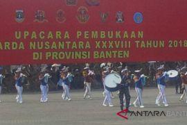 Panglima TNI Buka Latsitarda Nusanara Di Banten