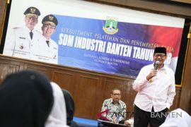 Gubernur Banten Minta Lulusan SMK Buka Usaha