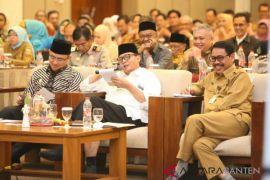 Banten Prioritaskan Delapan Program Pembangunan 2019