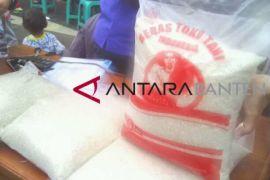 Pemkab Lebak Tampung Beras Toko Tani Indonesia