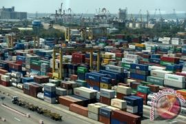 Ekspor Banten Februari Turun 9,88 Persen
