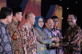 Tangsel Berhasil Meraih Dua Penghargaan Dalam Sepekan