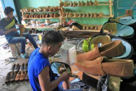 Kerajinan Tirai Sawit Lebak Bantu Atasi Kemiskinan