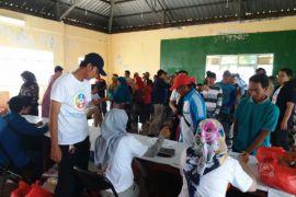 BPJS Ketenagakerjaan Banten Bagikan 5.346 Sembako Murah