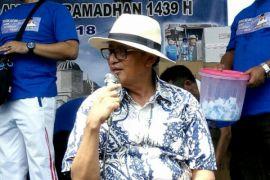 Wahidin Halim Menggelar Jalan Sehat
