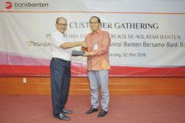 Bank Banten Rangkul Kotraktor Se-Banten
