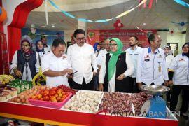 Jelang Lebaran Ketersediaan Pangan Di Banten Aman