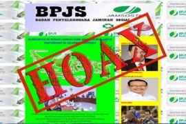 BPJS-TK Pastikan Pesan Pendek Bantuan Dana Hoax