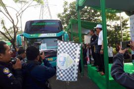 BPJS Ketenagakerjaan Berangkatkan 1.500 Pemudik Tangerang