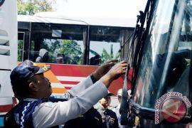 Dishub Periksa Kelaikan Kendaraan Di Terminal Mandala