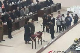 Gubernur Banten Tanggapi Lima Raperda Usulan DPRD