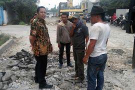 Pembangunan Jalan Garuda Batuceper Selesai Agustus