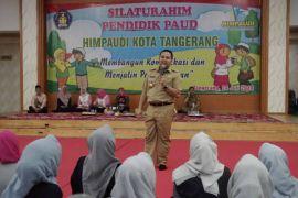 Guru PAUD Kota Tangerang Terima Insentif  Rp350.000 Per Bulan