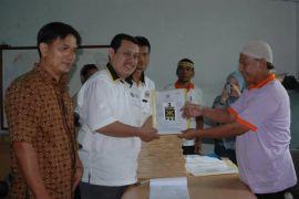 KPU Serahkan Verivikasi Calon Legislatif Ke Partai