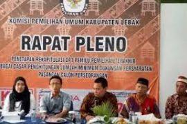 KPU Tetapkan Iti-Ade Pemenang Pilkada