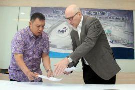 Indo Mineralita Dan Modern Industrial Garap Smelter