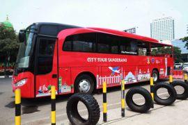 Pemkot Tangerang Luncurkan Bus Wisata Keliling Kota