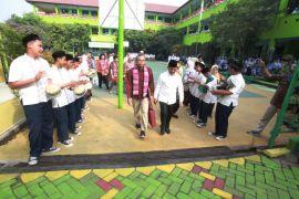 SMPN 9  Ikuti Lomba Sekolah Sehat Nasional