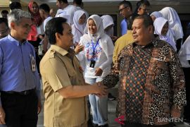 BUMN Hadir - Pelepasan Siswa Mengenal Nusantara Banten