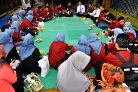 BUMN Hadir - Penerimaan Siswa Mengenal Nusantara Di Banten