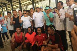 Obor Asian Games 2018 Tiba Di Banten