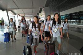 Asian Games - 1.434 Atlet Tingalkan Jakarta Bertahap