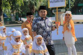 Ribuan Anak TK Se Kota Tangerang Ikuti Manasik Haji