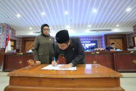 APBD-P Kota Tangerang Disahkan DPRD Naik Rp301,82 Miliar