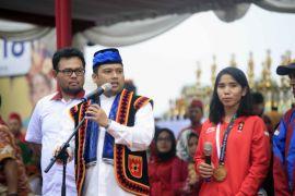 Asian Games - Pemkot Hadiahi Atlet Kota Tangerang Peraih Emas