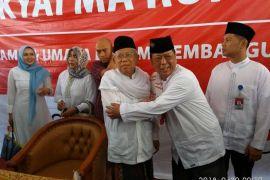 Ma'ruf: Konsep Arus Baru Ekonomi Indonesia Atasi Kesenjangan