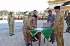 Gubernur Lantik Penjabat Sekda Banten