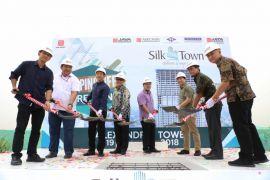 Jaya Realty Rampungkan Silk Town Tepat Waktu