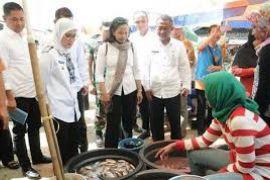 Tangkapan Nelayan Lebak Kembali Meningkat