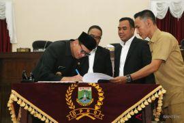 Pemprov Banten Usulkan Raperda Baru Pajak Daerah