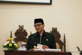 DPRD  Banten Sahkan Perda Ketahanan Keluarga Dan Infrastruktur