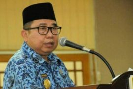 Pemprov  Banten Serahkan sertifikat Lahan Hibah
