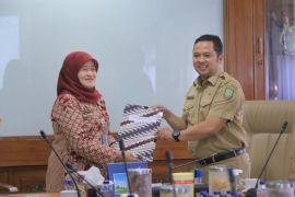 BKN-Pemkot  Tangerang Kerja Sama Pemanfaatan Aplikasi  Kepegawaian