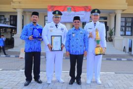 Kota Tangerang Raih Penghargaan Kelurahan Cepat Berkembang - LPPD 2018