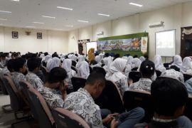 SMAN I Kota  Serang StudiI Lapangan Ke Yogyakarta